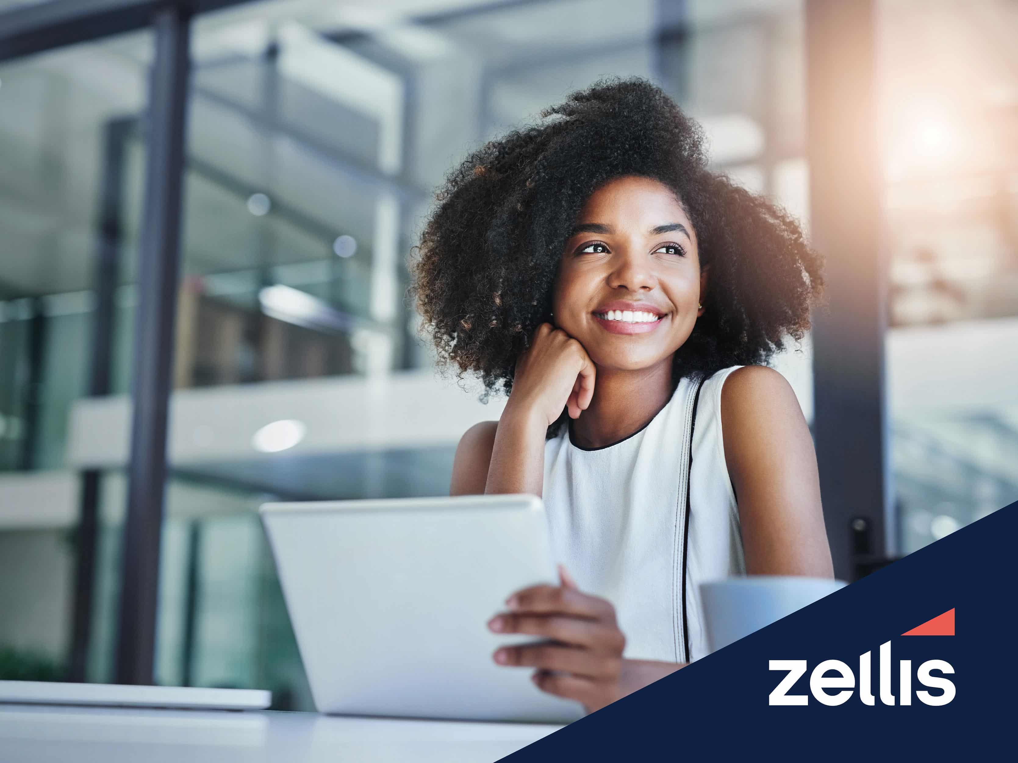 Zellis rebrand roll-out Chris Hall design
